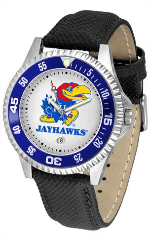 Kansas Jayhawks Men Competitor Watch
