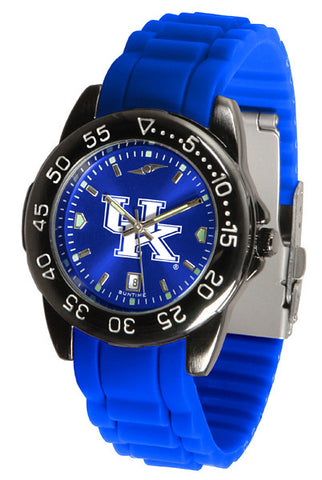 Kentucky Wildcats Fantom Sport AC Watch With Color Band
