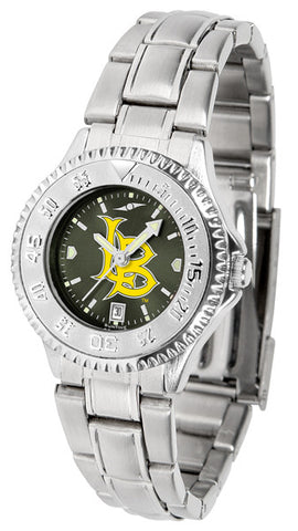 Ladies Long Beach State 49ers - Competitor Steel AnoChrome Watch