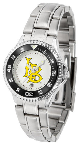 Ladies Long Beach State 49ers - Competitor Steel Watch