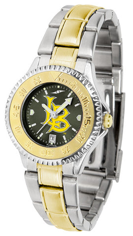 Ladies Long Beach State 49ers - Competitor Two Tone AnoChrome Watch