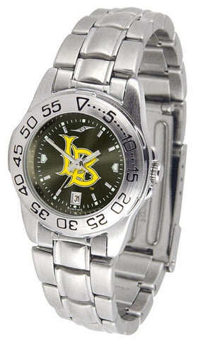 Ladies Long Beach State 49ers - Sport Steel AnoChrome Watch