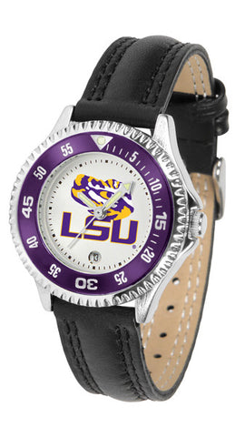 LSU Tigers Ladies Competitor Watch