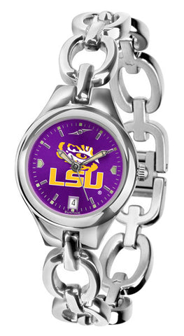 LSU Tigers Ladies Eclipse Watch With AnoChrome Dial