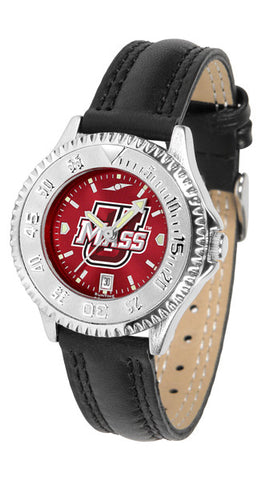 Ladies Massachusetts Minutemen - Competitor AnoChrome Watch