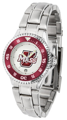 Ladies Massachusetts Minutemen - Competitor Steel Watch