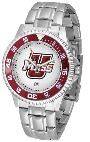 Mens Massachusetts Minutemen - Competitor Steel Watch