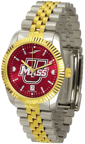 Mens Massachusetts Minutemen - Executive AnoChrome Watch