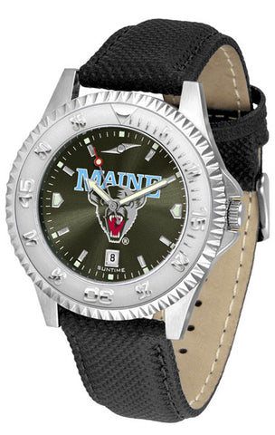 Mens Maine Black Bears - Competitor AnoChrome Watch