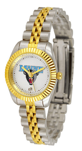 Ladies Maine Black Bears - Executive Watch