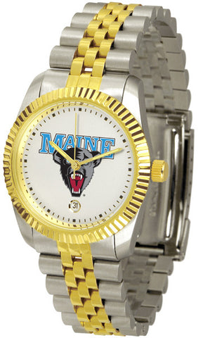 Mens Maine Black Bears - Executive Watch