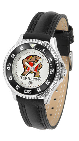Maryland Terrapins Ladies Competitor Watch