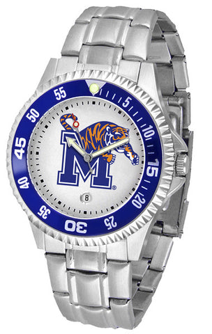 Mens Memphis Tigers - Competitor Steel Watch