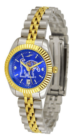 Ladies Memphis Tigers - Executive AnoChrome Watch