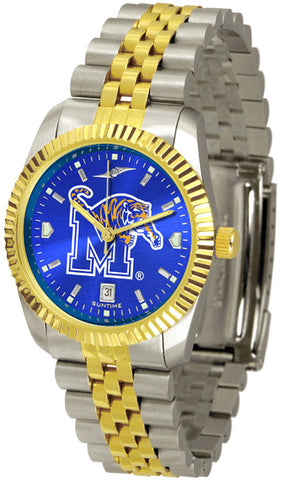 Mens Memphis Tigers - Executive AnoChrome Watch