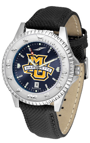 Mens Marquette Golden Eagles - Competitor AnoChrome Watch