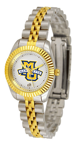 Ladies Marquette Golden Eagles - Executive Watch