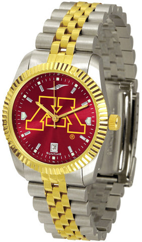 Mens Minnesota Gophers - Executive AnoChrome Watch