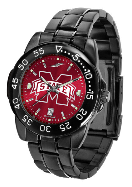 Mississippi State Bulldogs  Fantom Sport Men Watch With AnoChrome Dial