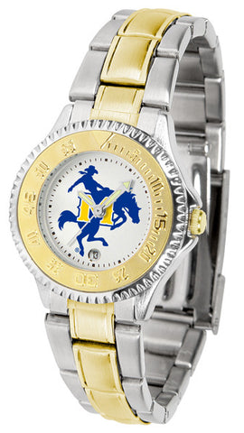 Ladies McNeese State Cowboys - Competitor Two Tone Watch