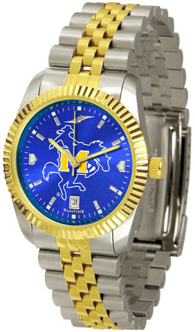 Mens McNeese State Cowboys - Executive AnoChrome Watch