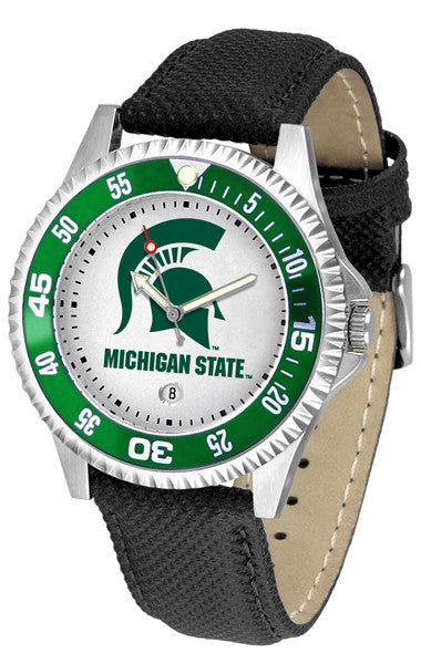 Michigan State Spartans Men Competitor Watch