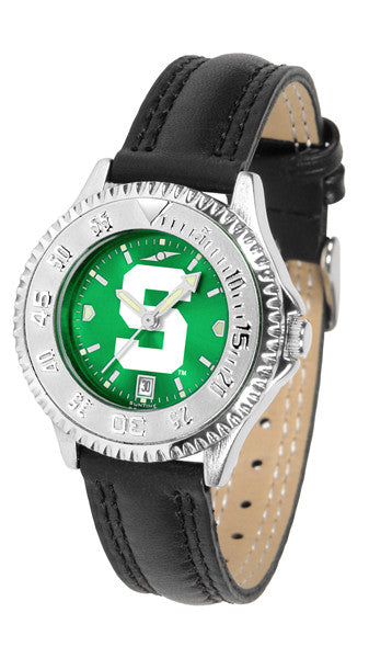 Michigan State Spartans Ladies Competitor Watch With AnoChome Dial