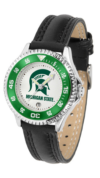 Michigan State Spartans Ladies Competitor Watch