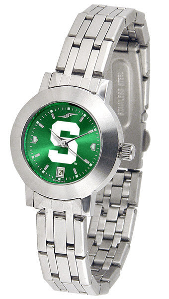 Michigan State Spartans Ladies Dynasty Watch With AnoChrome Dial