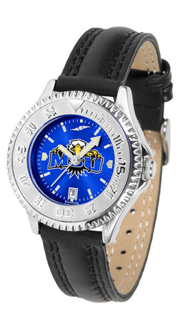 Ladies Morehead State University Eagles - Competitor AnoChrome Watch
