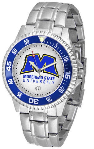 Mens Morehead State University Eagles - Competitor Steel Watch