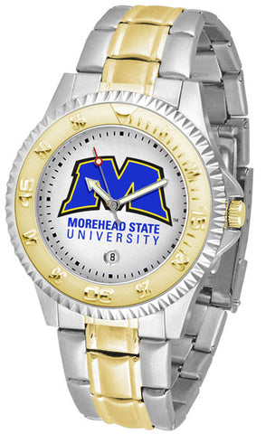 Mens Morehead State University Eagles - Competitor Two Tone Watch