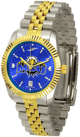 Mens Morehead State University Eagles - Executive AnoChrome Watch