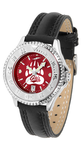 Ladies Montana Grizzlies - Competitor AnoChrome Watch