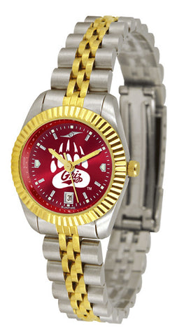 Ladies Montana Grizzlies - Executive AnoChrome Watch