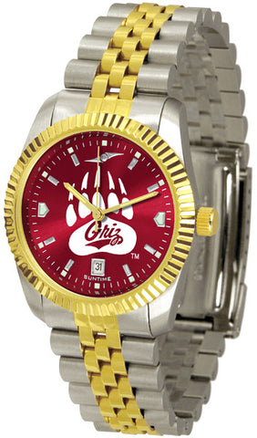Mens Montana Grizzlies - Executive AnoChrome Watch