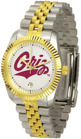 Mens Montana Grizzlies - Executive Watch