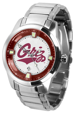 Mens Montana Grizzlies - Titan Steel Watch