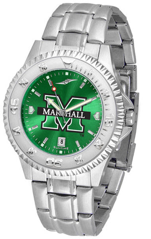 Mens Marshall University Thundering Herd - Competitor Steel AnoChrome Watch