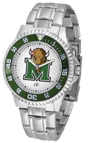 Mens Marshall University Thundering Herd - Competitor Steel Watch