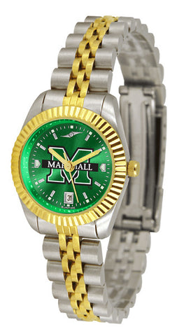 Ladies Marshall University Thundering Herd - Executive AnoChrome Watch