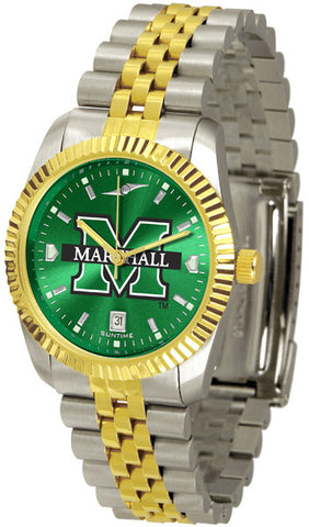Mens Marshall University Thundering Herd - Executive AnoChrome Watch