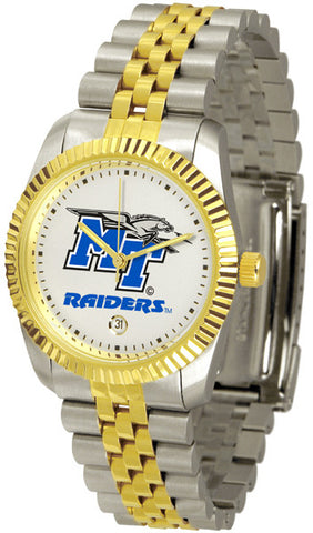 Mens Middle Tenn. State Blue Raiders - Executive Watch