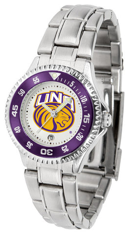 Ladies North Alabama Lions - Competitor Steel Watch