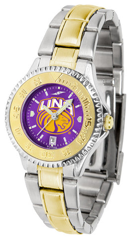 Ladies North Alabama Lions - Competitor Two Tone AnoChrome Watch