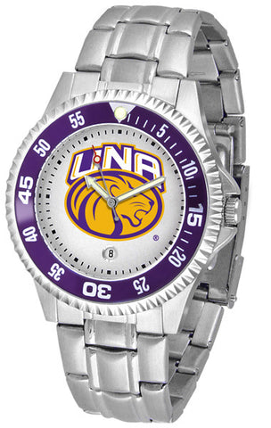 Mens North Alabama Lions - Competitor Steel Watch