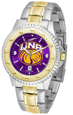 Mens North Alabama Lions - Competitor Two Tone AnoChrome Watch