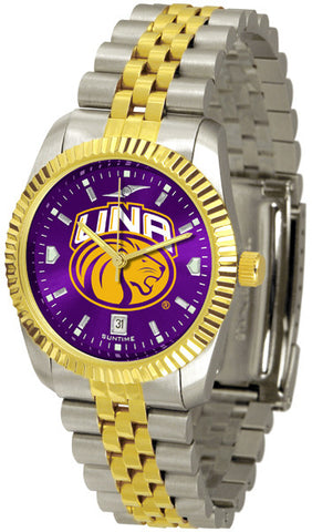 Mens North Alabama Lions - Executive AnoChrome Watch