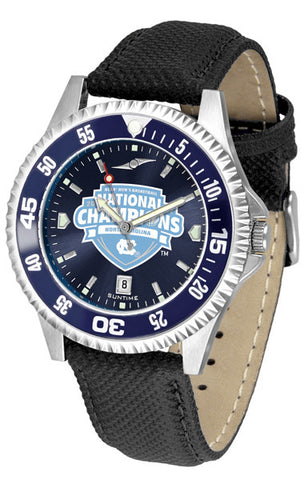 North Carolina 2017 NCAA Division I Men's Basketball Champions-Competitor AnoChrome - Color Bezel
