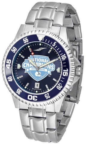 North Carolina 2017 NCAA Division I Men's Basketball Champions-Competitor Steel AnoChrome - Color Bezel